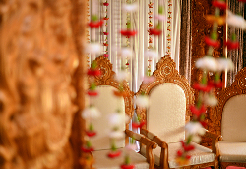 Mandap Flower Designs