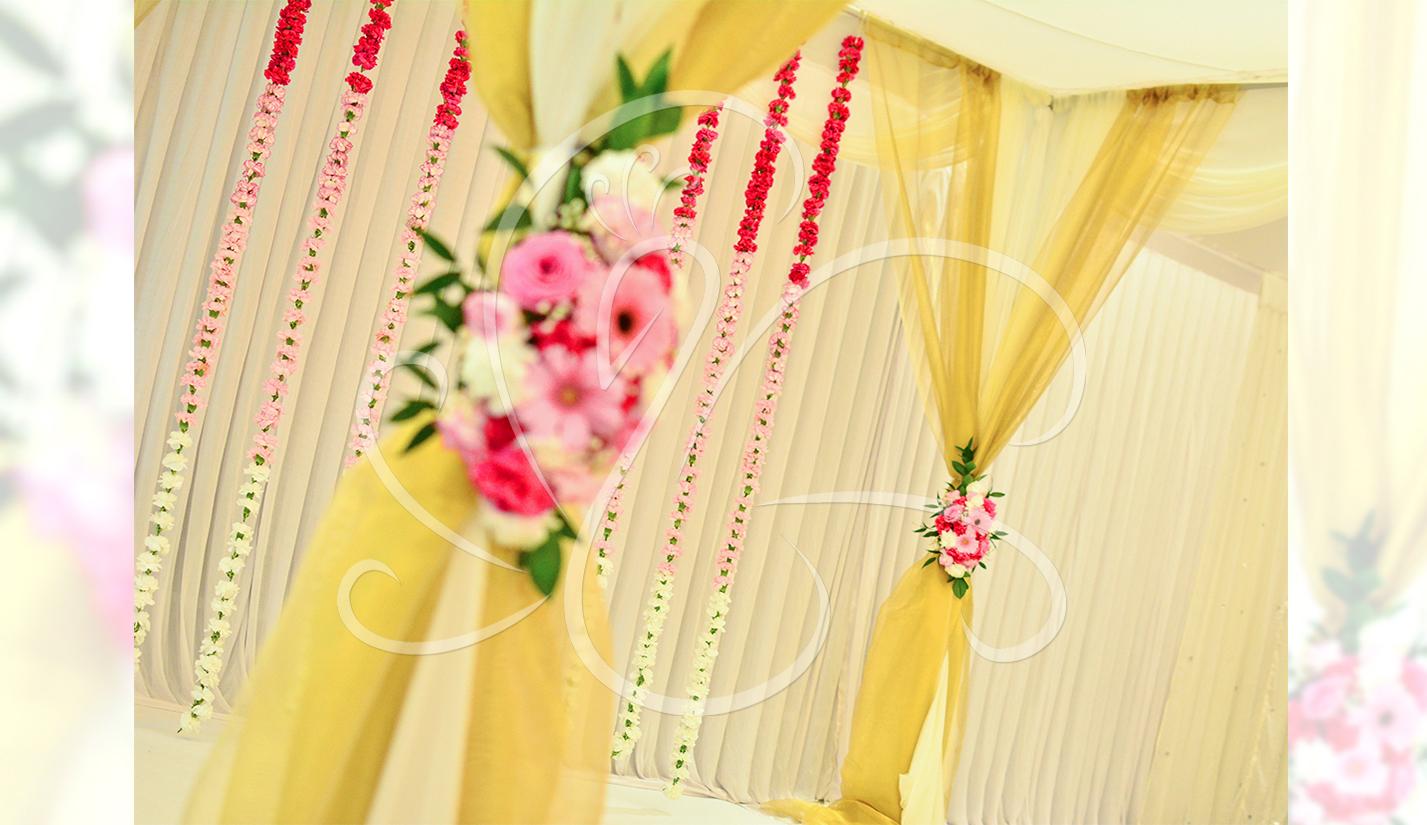 Draped-Floral-Mandap