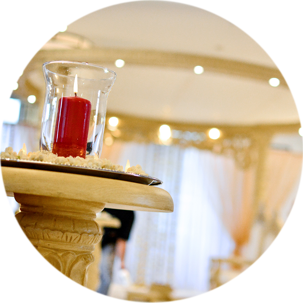 Surrey Asian Wedding Decor