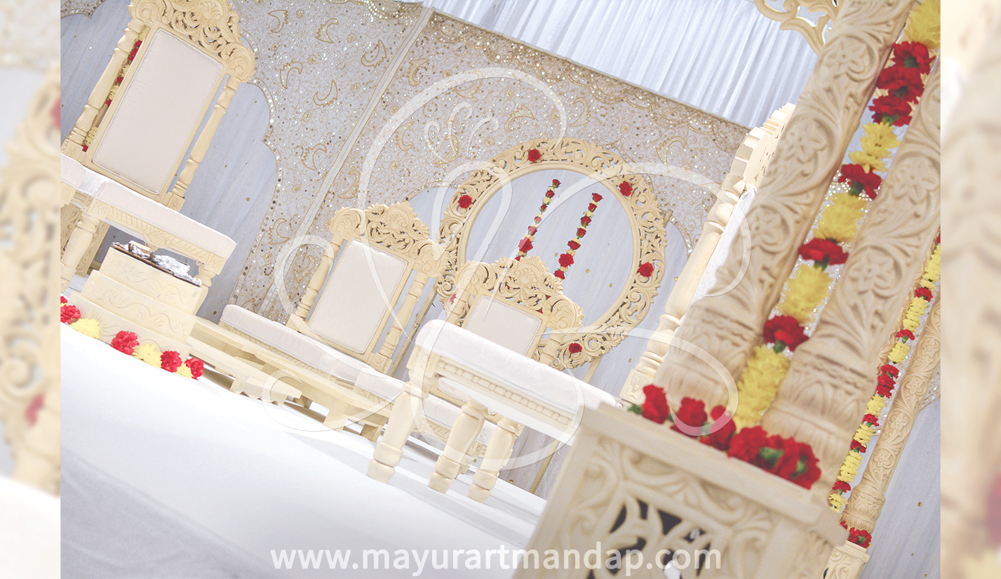 The Venue Dudley Mandap